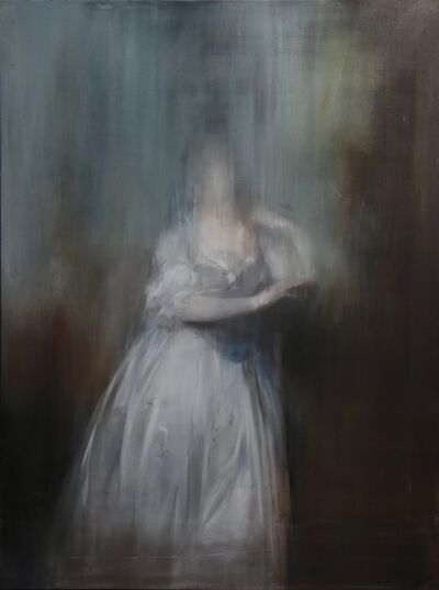 Jake Wood-Evans, 'Anne, Lady de la Pole, after George Romney', 2018