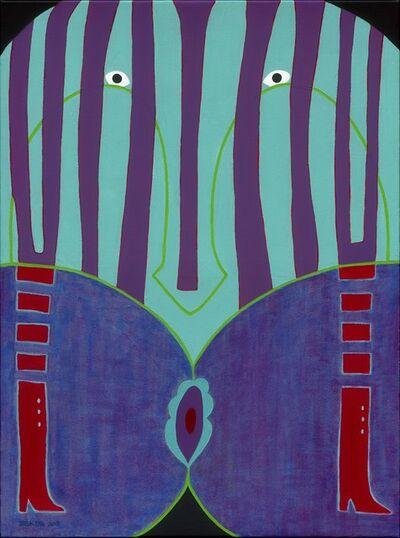 York Hsiao, 'Love Maze', 2015