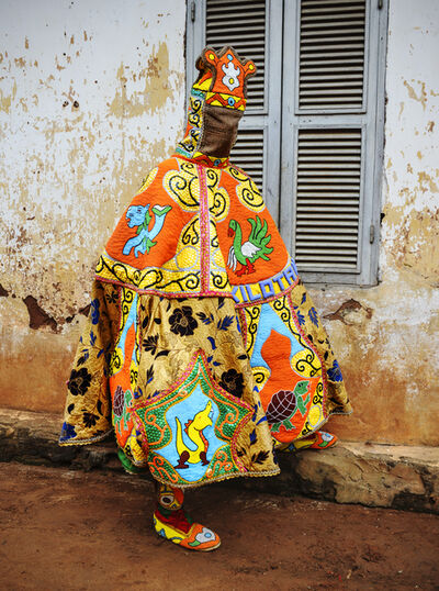 Leonce Raphael Agbodjelou, 'Egoungoun - Adé I', 2017