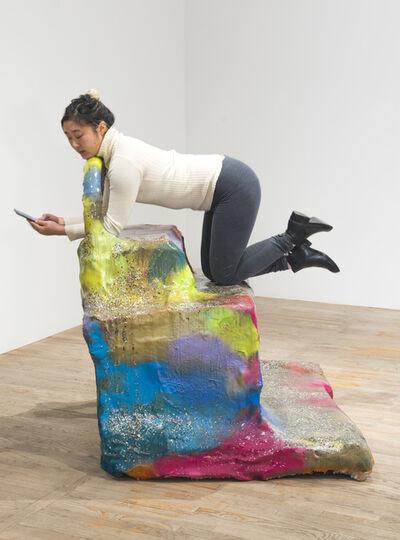 Jillian Mayer, 'Slumpie 16 – Knee Holder', 2016