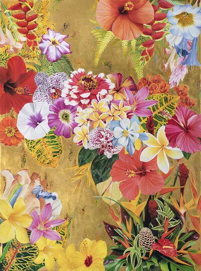 Carlos Rolón, 'Gild the Lily #1', 2017