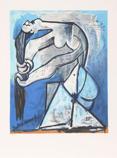 Pablo Picasso, 'Ne Se Tordant les Chevaux, 1952', 1979-1982
