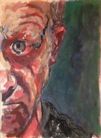 Ra'anan Levy, 'Self Portrait', 2014