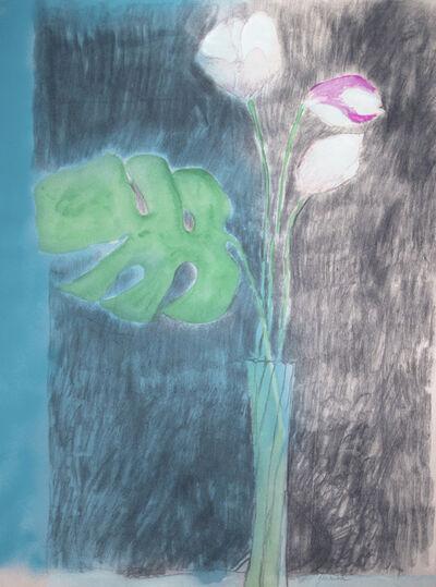 Paul Guiramand, 'Fleur (Flower)', ca. 1975