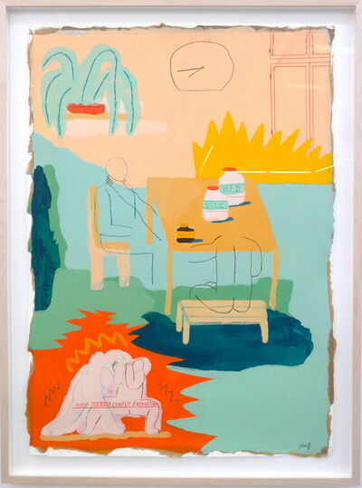 Marion Jdanoff, 'Conflit Energétique', 2018