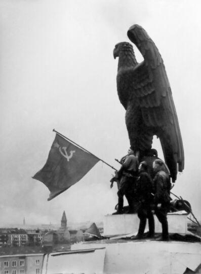 Yevgeny Khaldei, 'Berlin', 1945