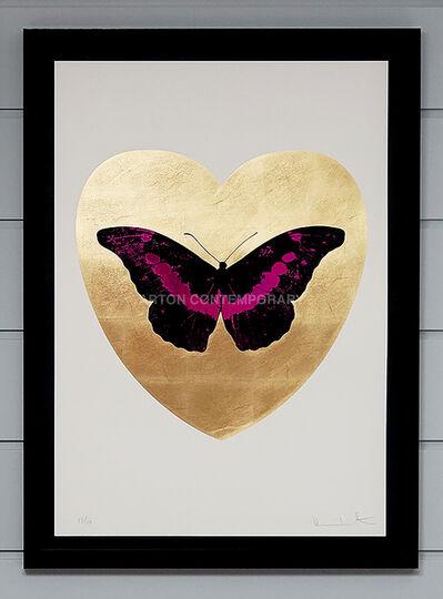 Damien Hirst, 'Butterfly - Fuchsia/Black', 2015
