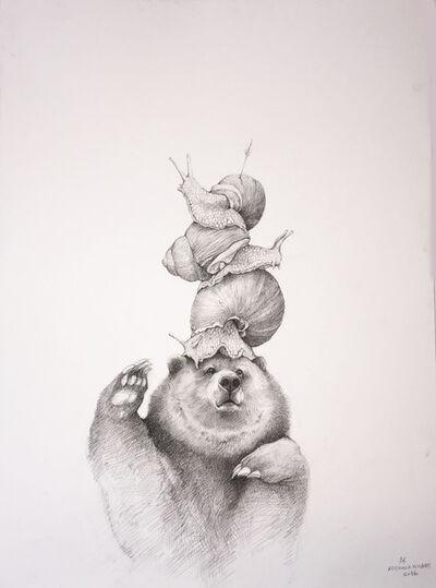 Adonna Khare, 'Bear Snail '