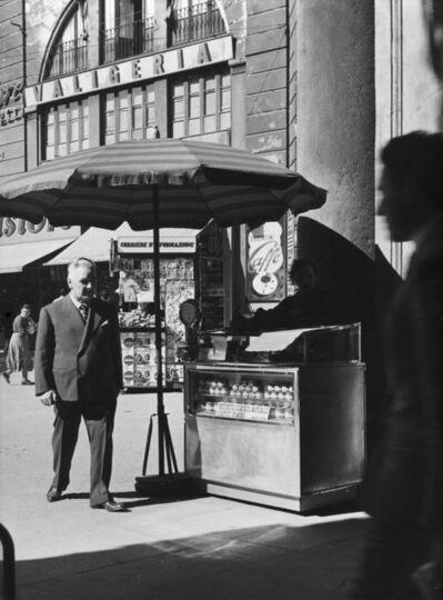 Mario De Biasi, 'Milano', 1950 ca.