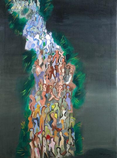 Mariano Rodriguez, 'Masas', 1982