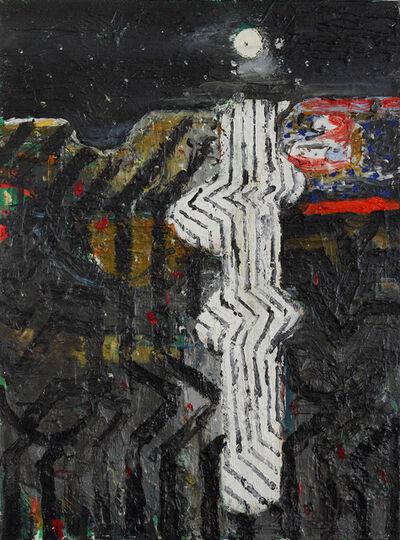 John Walker (b.1939), 'Pemaquid #21', 2016