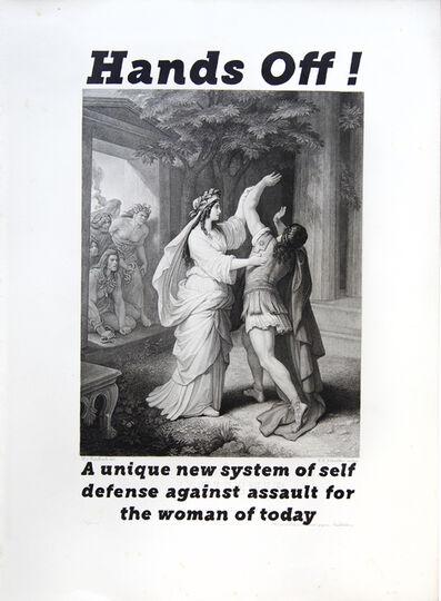 Léo Dorfner, 'Hands off!', 2018