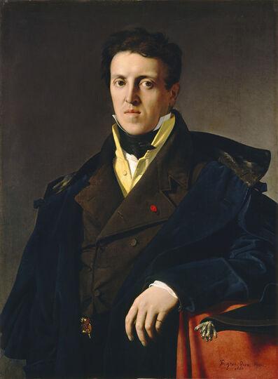 Jean-Auguste-Dominique Ingres, 'Marcotte d'Argenteuil', 1810