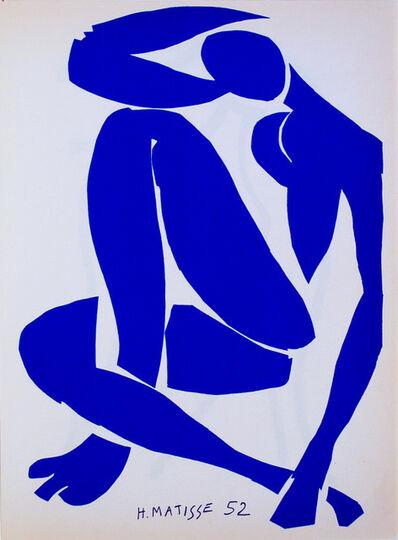 Henri Matisse, 'Nu Bleu IV', 1952