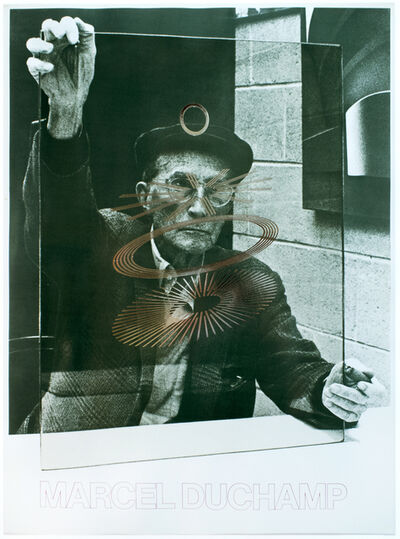 Marcel Duchamp, 'The Oculist Witnesses (from a photograph taken by Richard Hamilton) ', 1970