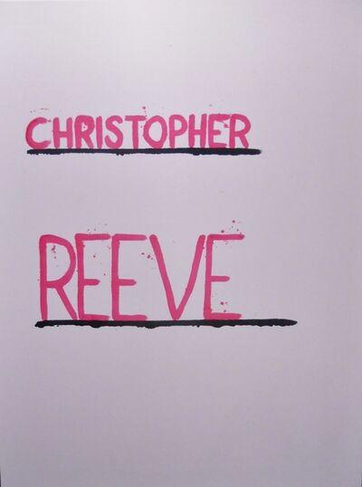AGGTELEK, 'Christopher Reeve', 2015