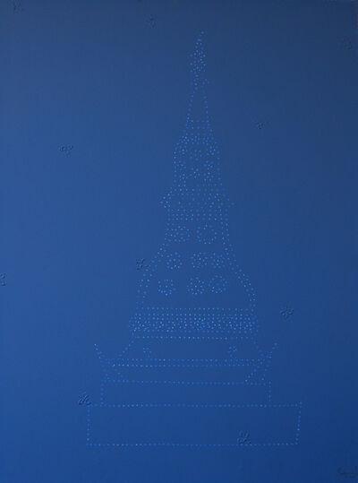 Sakarin Krue-on, 'Blue Chedi', 2008