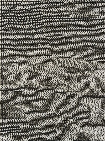 Jennifer Guidi, 'UNTITLED FIELD #13 (BLACK & WHITE)', 2014