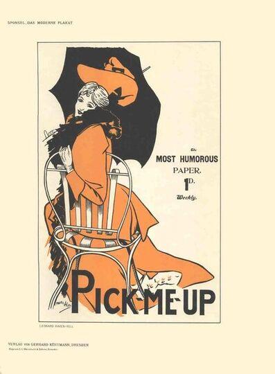 Leonard Raven-Hill, 'Leonard Raven-Hill - Pick-Me-Up - 1897', 1897