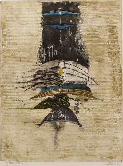 Johnny Friedlaender, 'Composition, 1963', 1963