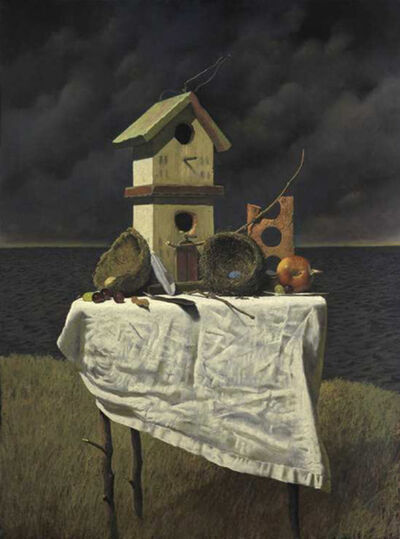 Ron Monsma, 'House By the Lake'