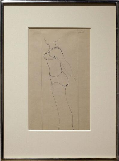 Michael Snow, 'Underwear', 1963