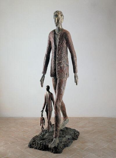 Roberto Barni, 'Passi sull'Europa', 2003