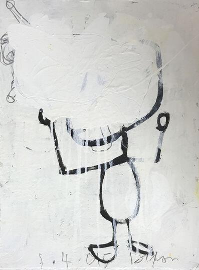 Tom E. Dixon, 'Whiteout Dog II', 2013