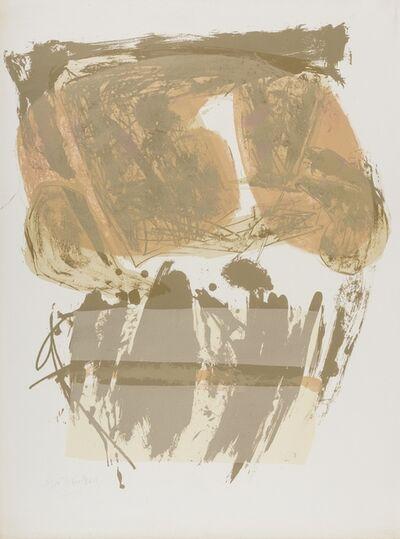 Trevor Bell, 'Five Stages', 1961