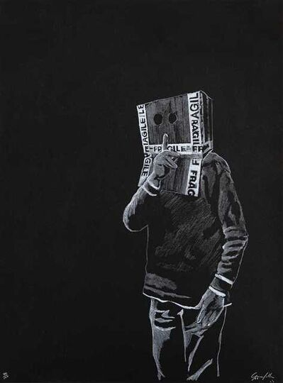 Gonefellow, 'Box Head', 2017