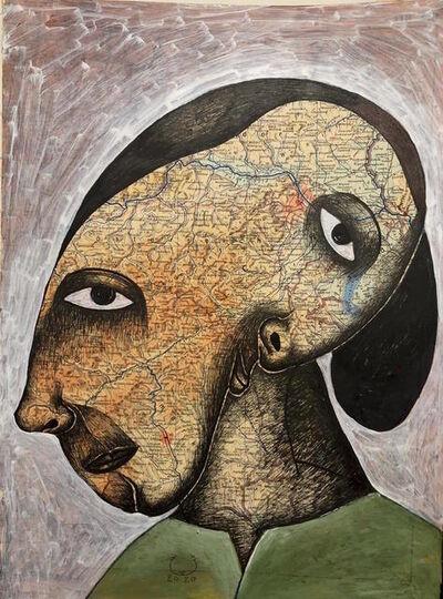 Soad Abdel Rassoul, 'Untitled', 2020