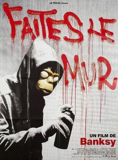 Banksy, 'Exit through the giftshop / Faites le mur', 2010