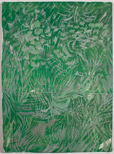 Tim Cross, 'Green Thicket', 2017