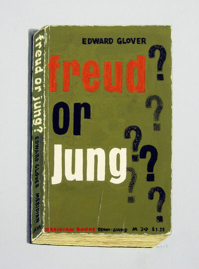 Richard Baker, 'Freud or Jung???', 2015