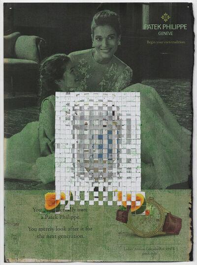 Taha Belal, 'Dust Collectors (TBLM)', 2018