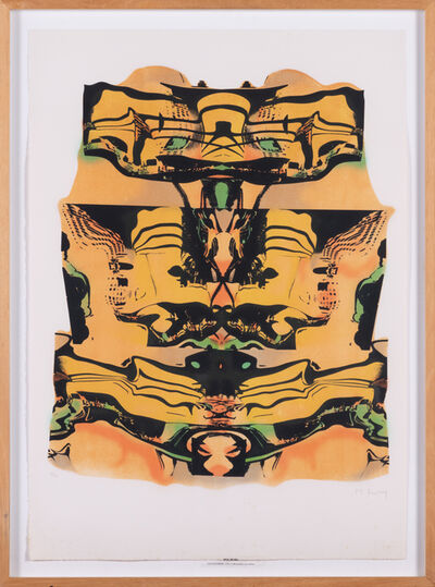 Pol Bury, 'Guggenheim', 1991