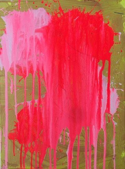 Ushio Shinohara, 'Rose and Gold', 2018