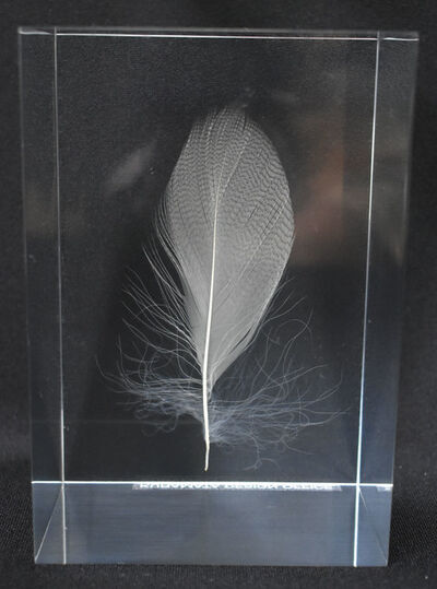 Shiro Kuramata, 'Floating Feather (White)', ca. 2003