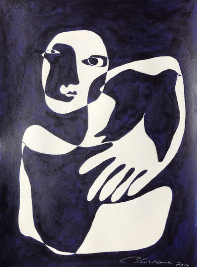 Christiane Spangsberg, 'COMFORT ZONE'