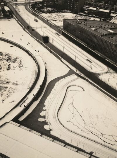 László Moholy-Nagy, 'Vom Funkturm (From the Radio Tower)', 1929