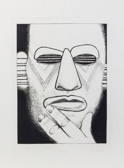 Ed Paschke, 'Pump', 1989
