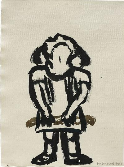 Marlene Dumas, 'Untitled', 1991