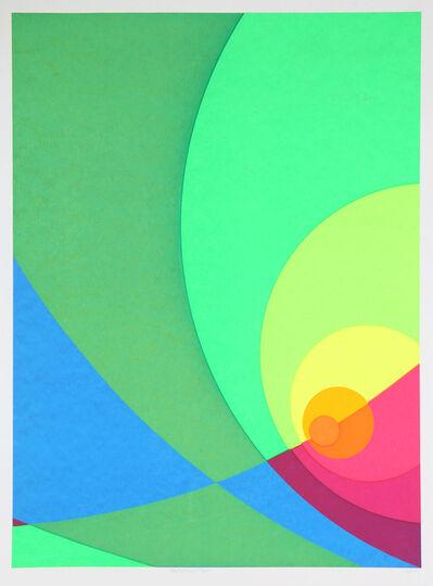 Herbert Aach, 'Split Infinity #B3S', 1980