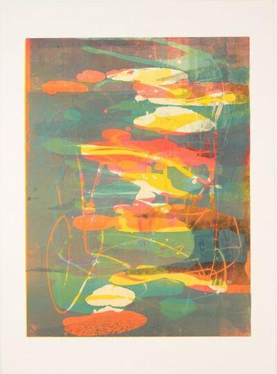 Liz Dexheimer, 'New Swamp Series: Afterglow Orange II', 2010