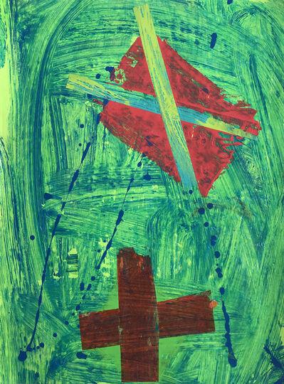 Jeffrey Kurland, 'Kite Flight, Prospect Park', 2018