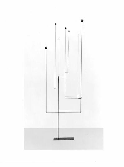 Walter Linck, 'grasharfe', 1952-1953