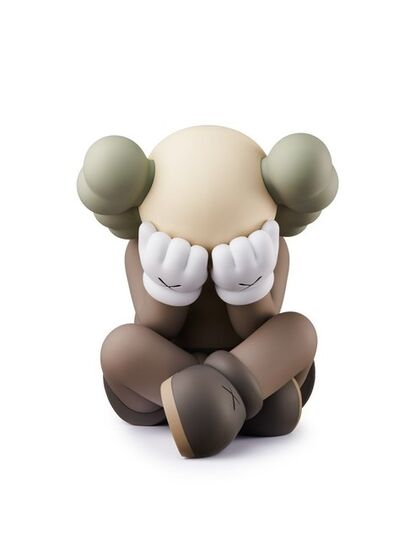 KAWS, 'Separated - Brown', 2021