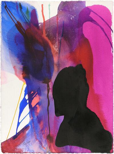 Paul Jenkins, 'Sent From', 1955