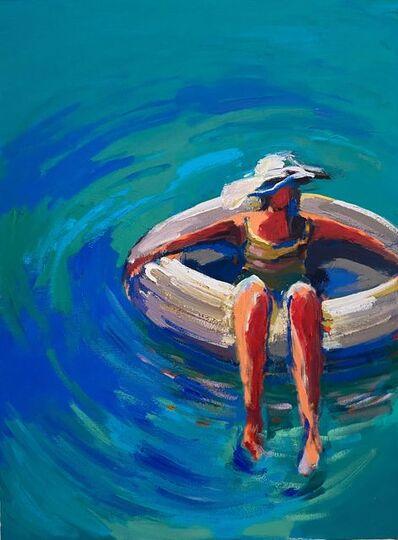 Daniela Schweitzer, 'Floating into a Dream', 2020