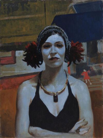 Ron Monsma, 'Blue Dancer'